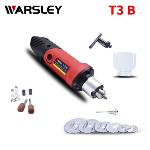 480W mini high power electric drill dremel style recorder with 6 variable speed positions for rotary tools mini grinder engraver