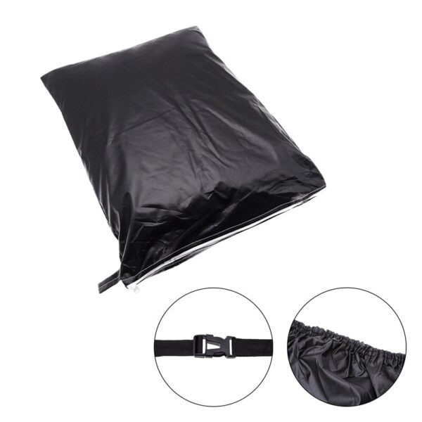 Yacht Boat Cover 11- 22FT Barco Boat Cover Anti-UV Waterproof Heavy Duty 210D Marine Trailerable Canvas Boat Accessories