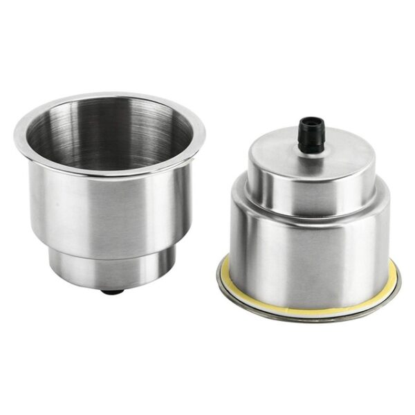 Marine Folding Cup Holder Stainless Steel Adjustable Drink Holder Organizer Stowing Tidying For Car Yacht Boat Accessories