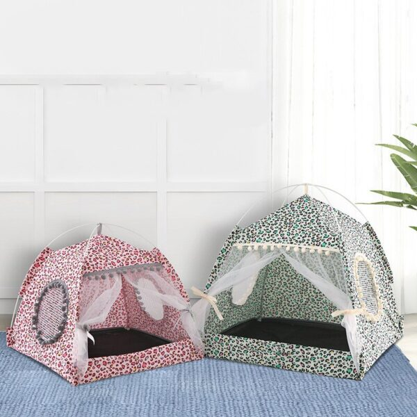 Pet bed for cat house cozy products for pet accessories nest comfy calming cat beds for small dogs chihuahua tent hammock