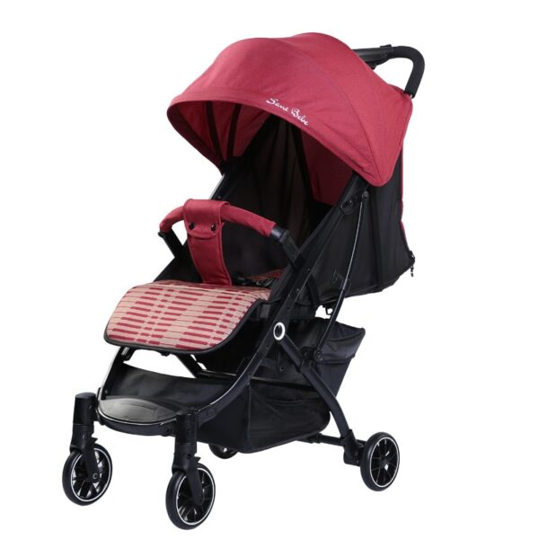 2020 Baby stroller super light foldable baby stroller can sit on the easy lying baby umbrella car BB trolley on the plane